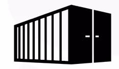  Container estufado respeitando o peso